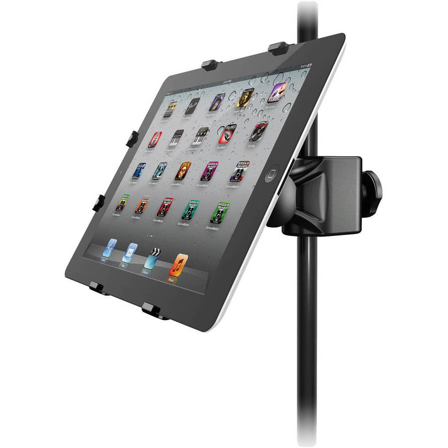 iKlip 2 Universal Apple iPad Holder for Mic Stands