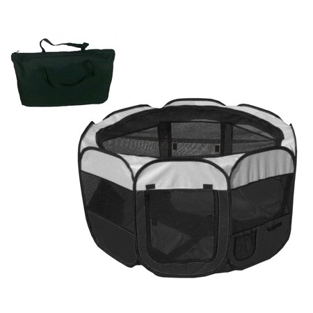All Terrain Lightweight Easy Folding Wire Framed Collapsible Travel Pe