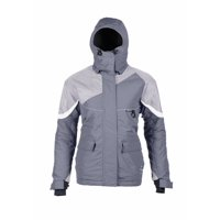 Striker Ice Womens Prism Floating Ice Fishing Jacket - Gray - Size 12 124055