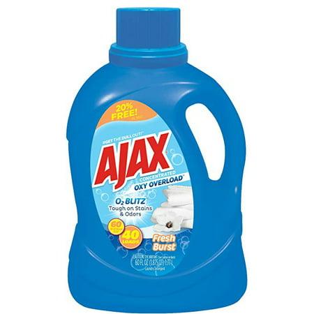 U S NONWOVENS 60OZ Oxy Ajax Detergent AJAXX37