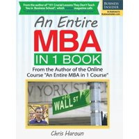 Entire MBA in 1 Course