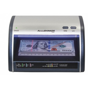 Ink and Watermark Flashtest Fake Currency Detection Machine Easiest Money Checker UV Smallest Dri Mark Flash Test Counterfeit Bill Detector