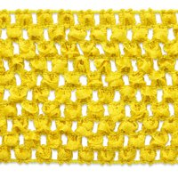 "Expo Int'l 2 yards of 2 3/4"" Crochet Stretch Trim"
