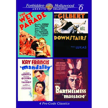 Forbidden Hollywood Collection: Volume 06 (DVD) - image 1 de 1