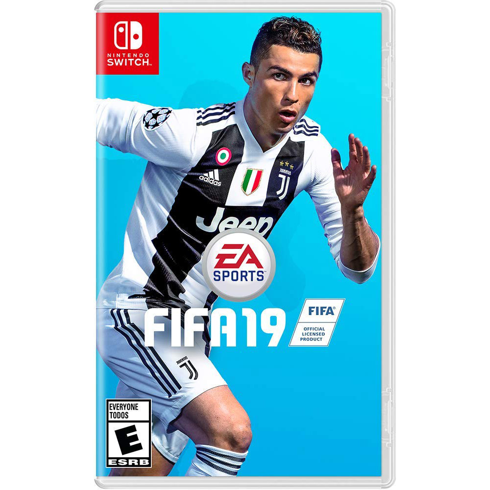 Nintendo Switch EA Sports FIFA 19 045496596163 (Email Delivery)