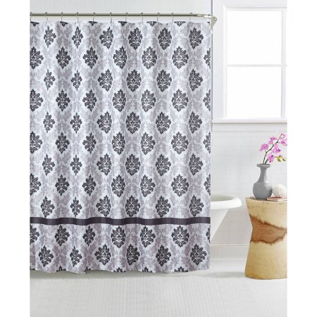 Mainstays Anderson 13 Piece Shower Curtain And Decorative