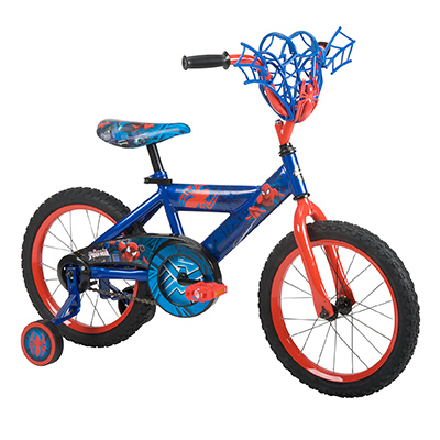 """Huffy Bicycles 16"""" Boys Spiderman Bike by Huffy Bicycles"""