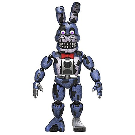 Funko 5  Articulated Five Nights At Freddys   Nightmare Bonnie Action Figure
