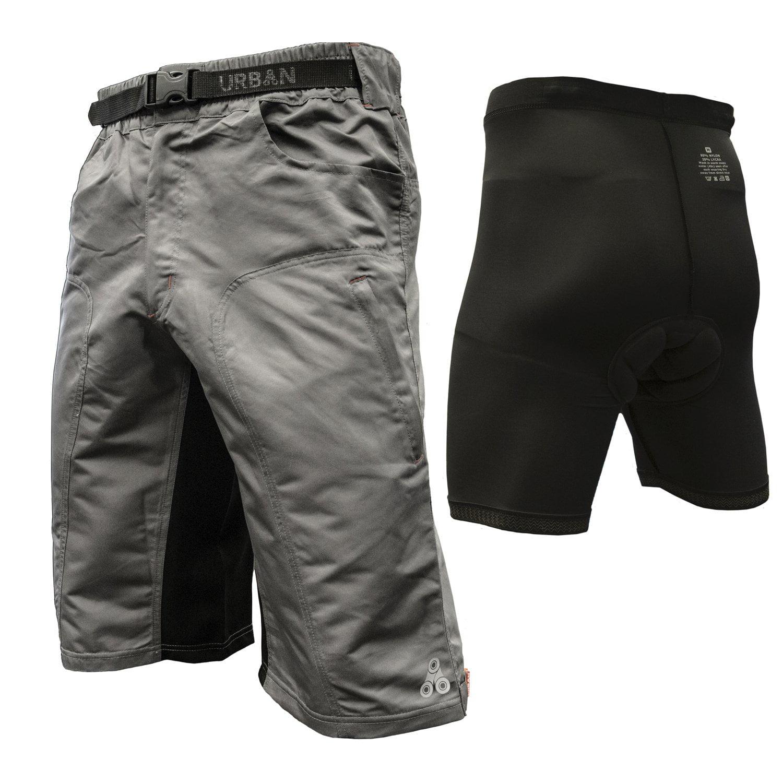 Endura Padded Clickfast Liner Liner Man with Case Back Black