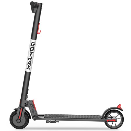 GOTRAX G2 Foldable Electric Scooter with 6.5″ solid tires