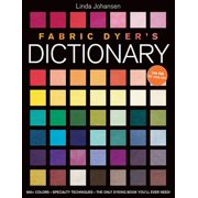 Fabric Dyer's Dictionary - eBook