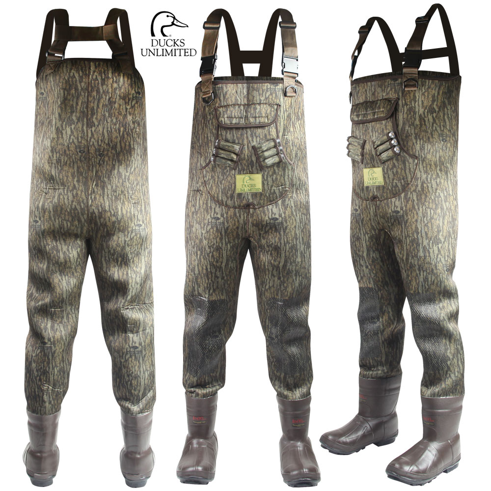 Ducks Unlimited Wigeon 5mm 1600g Waders (13)- MOBL