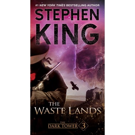 The Dark Tower III : The Waste Lands (Never Have To Waste Money)