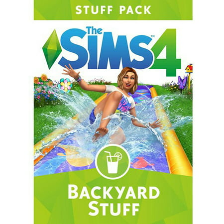 The Sims 4 Backyard Stuff, Electronic Arts (Digital Download) - Sims 4 Halloween Cc