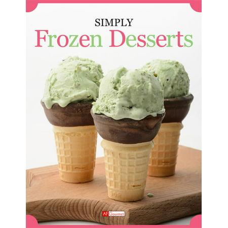 Frozen Desserts - eBook