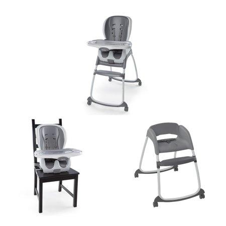 Ingenuity Smartclean Trio 3 In 1 High Chair   Slate