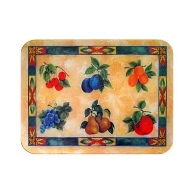 McGowan TT00461 Tuftop Orchard Fruit Cutting Board- Small