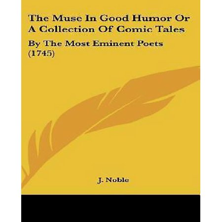 The Muse in Good Humor or a Collection of Comic Tales: By the Most Eminent Poets (1745) - image 1 of 1