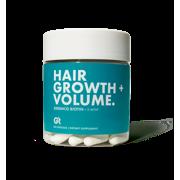 GT Hair Growth & Volume ? High Potency 5,000 mcg Biotin Folate Healthy Hair Vitamin ? 60 Capsules