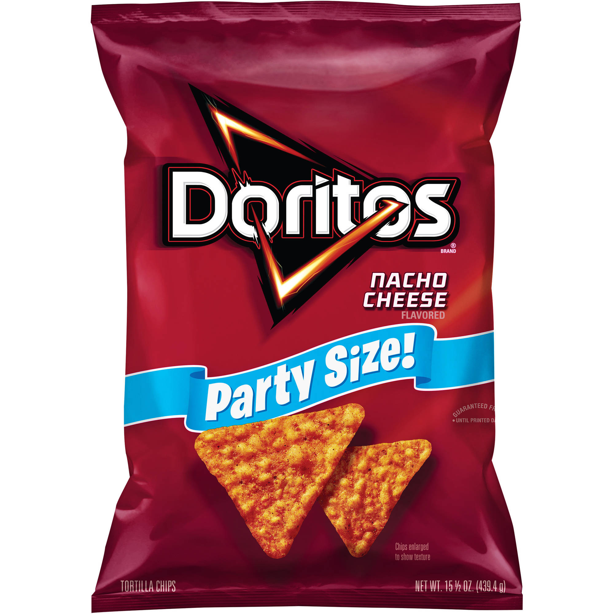 Doritos Nacho Cheese Flavored Tortilla Chips, 15.5 oz