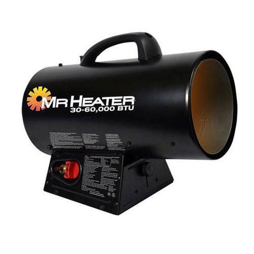 Mr. Heater F271370 30,000 - 60,000 BTU Forced Air Propane Heater