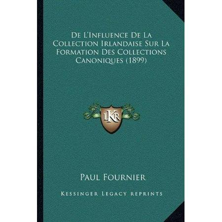 de L'Influence de La Collection Irlandaise Sur La Formation Des Collections Canoniques (1899) - image 1 of 1