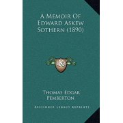 A Memoir of Edward Askew Sothern (1890)