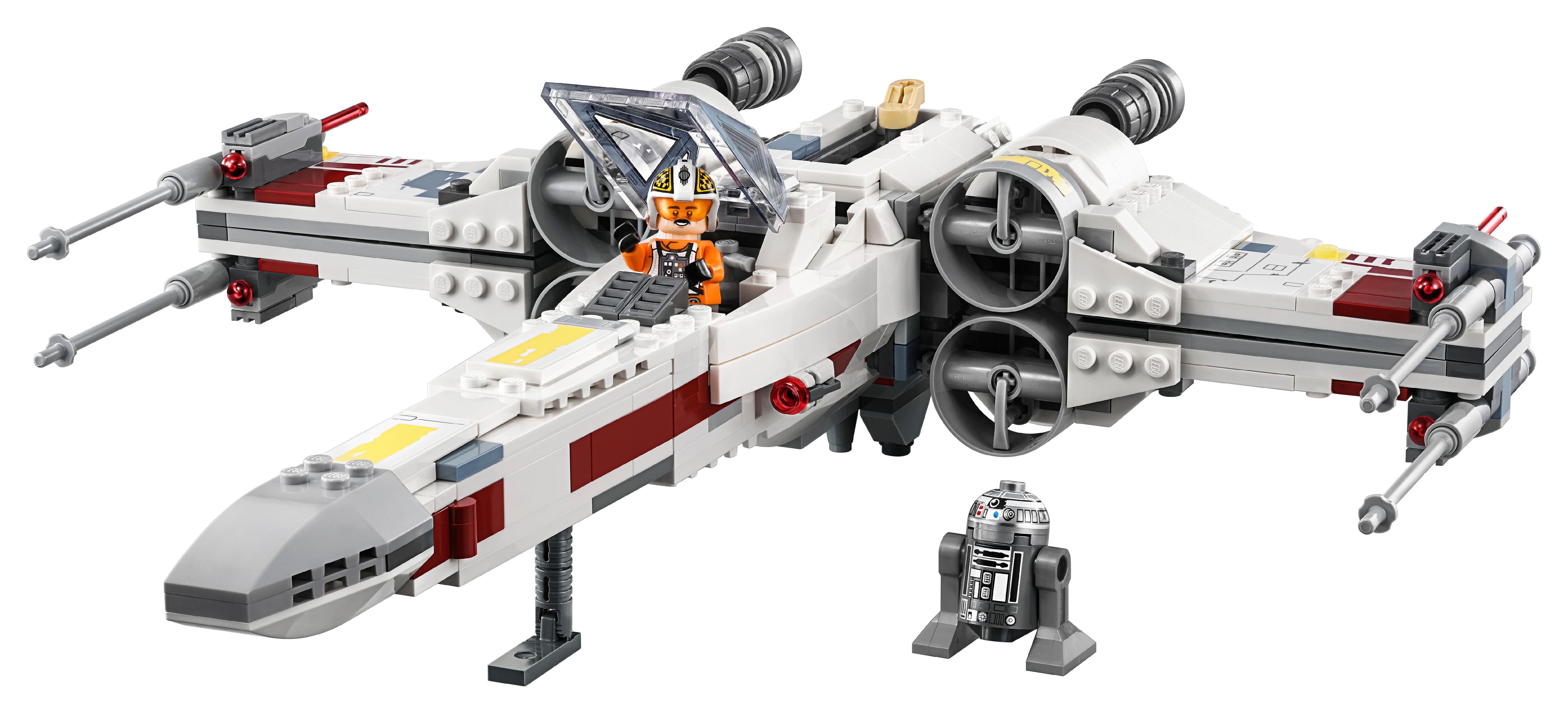 LEGO Star Wars X-Wing Starfighter 75218 Building Set - Walmart.com