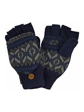 Men's Sweater Vest Flip Glove