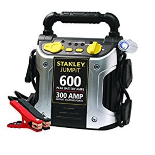 Stanley J309 600 Peak Amp Jump Starter [600 Peak Amp]