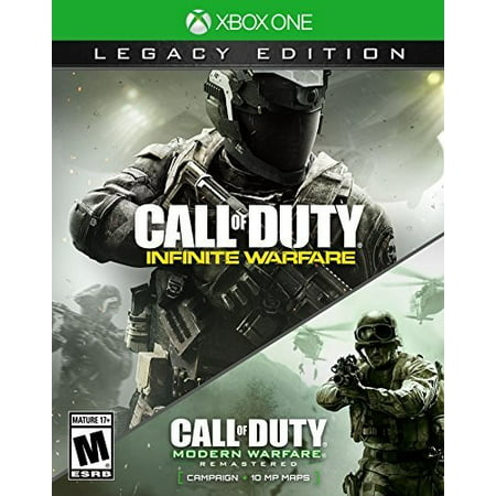 Call of Duty: Infinite Warfare Legacy Edition, Activision, Xbox One,