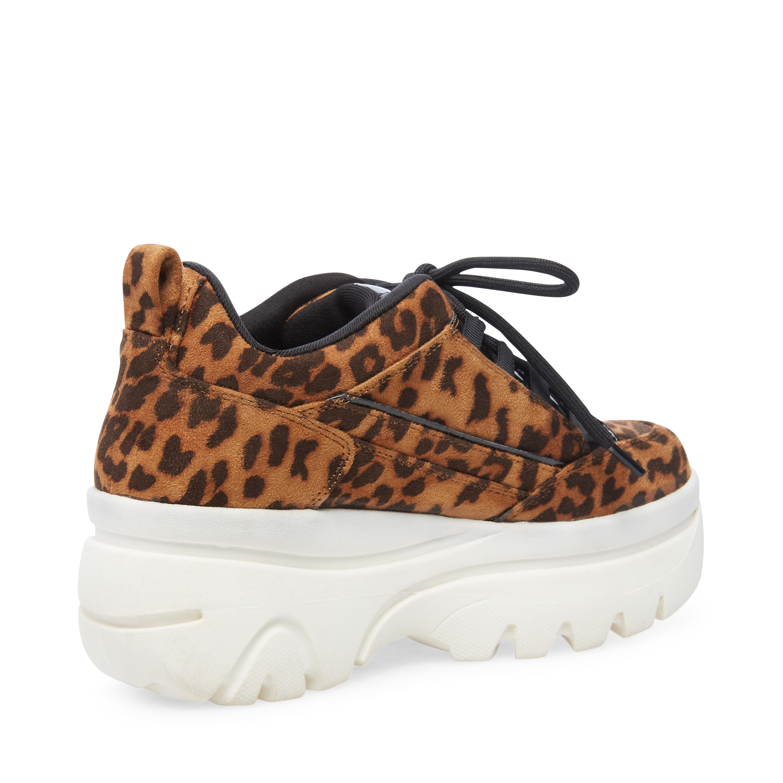 Madden Girl Bounce Chunky Leopard