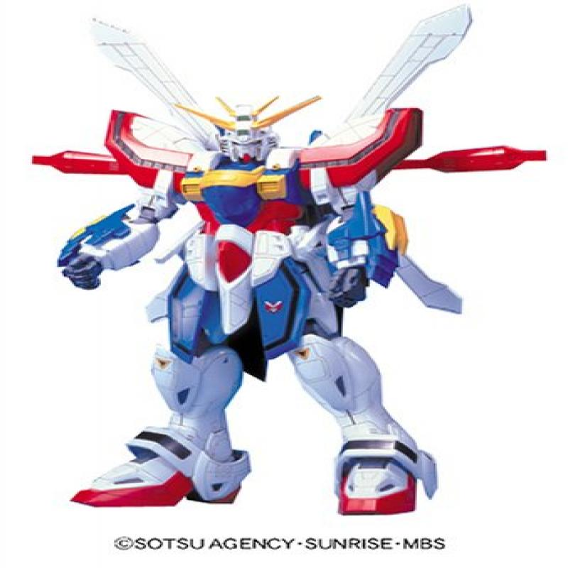 Bandai Hobby G Gundam 1 60 Scale Action Figure by