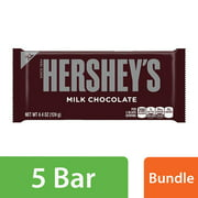 Hershey's Extra Large Milk Chocolate Candy Bar, 4.4 Oz.