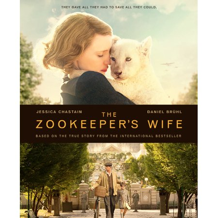The Zookeepers Wife  Dvd