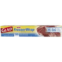 Plastic Wrap: Glad FreezerWrap