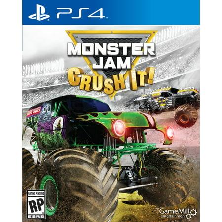 Monster High.com Games (Monster Jam (PS4) Game Mill)