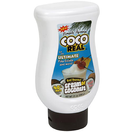 Coco Real Cream Of Coconut, 21 oz (Pack of 12)