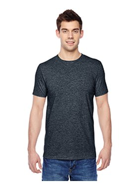 Fruit of the Loom Adult 4.7 oz. Sofspun Jersey Crew T-Shirt