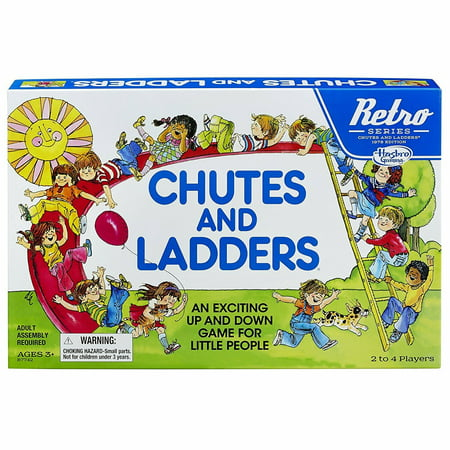 Chutes and Ladders Game: Retro Series 1978 Edition](Chutes And Ladders Game)