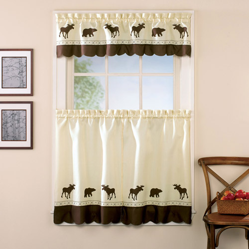 CHF & You Forest Curtain Panel, Set of 2