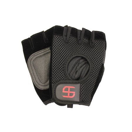 Me Jane Workout Gym Athletic Gloves with Breathable Mesh - Online Sports Mesh Gloves