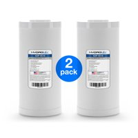 "2 Pack - Hydronix SDP-4510 Dual Purpose Radial Flow Cartridge Big Blue Size FXHTC & Pentek RFC-BB Replacement 4.5"" x 10"""