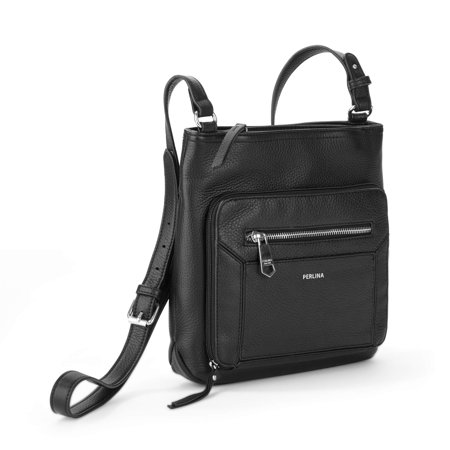 Isabelle Leather Crossbody