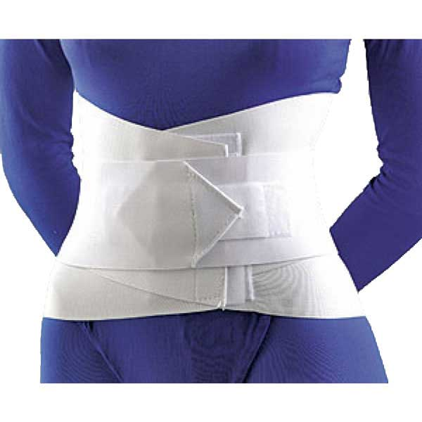 FLA Lumbar Sacral Support w/Abdominal Belt - XX-Large