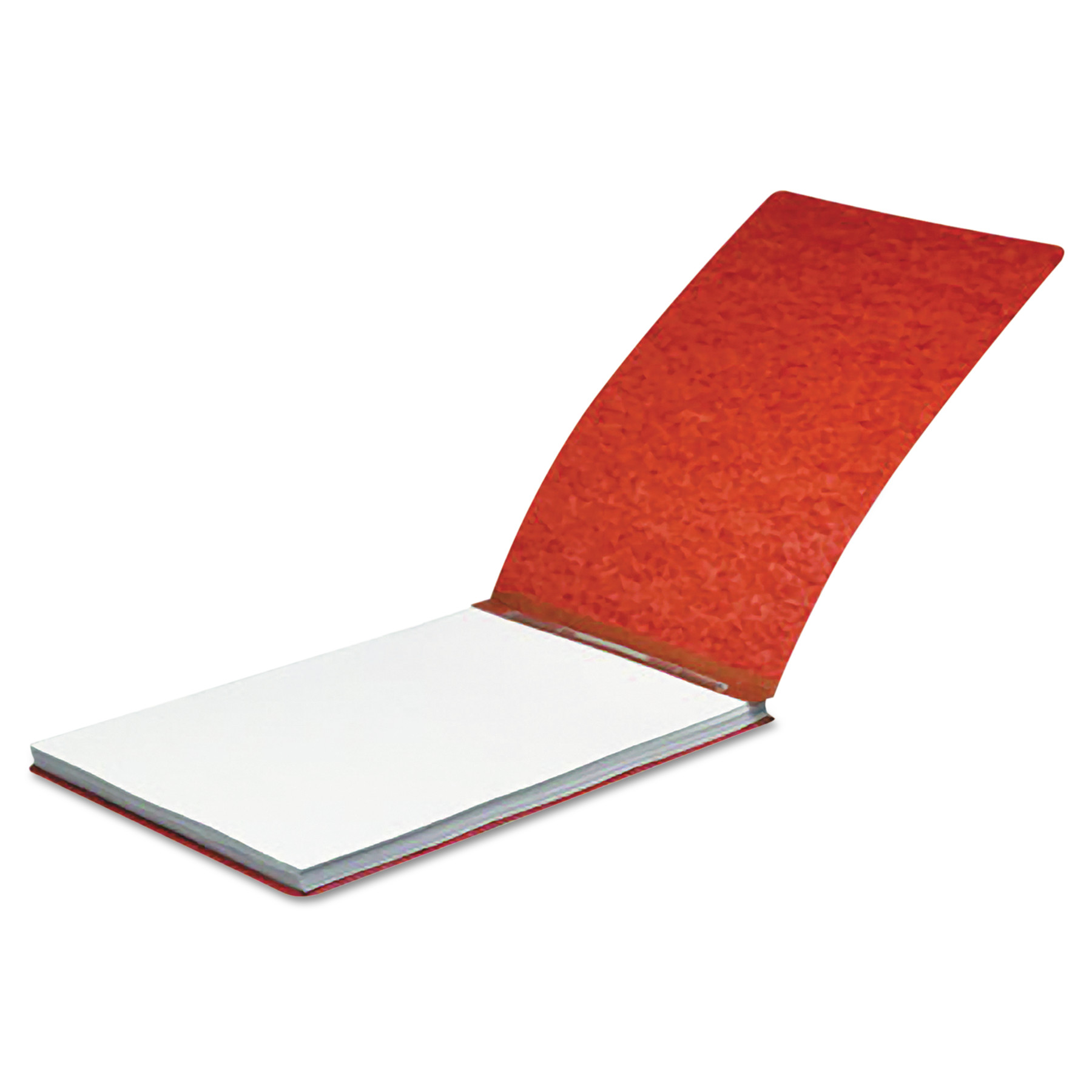 "ACCO Pressboard Report Cover, Spring Clip, Letter, 2"" Capacity, Earth Red by ACCO BRANDS, INC."