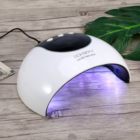 VBESTLIFE 24W Manicure UV LED Nail Gel Polish Curing Light Lamp Smart Auto Sensor Nail Art Dryer,UV LED Nail Dryer,Nail Art Tools Ultraviolet Gel Curing Light