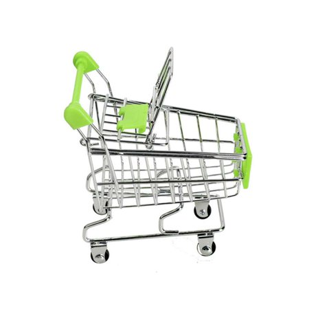 Baby Kids Simulation Mini Shopping Cart Trolley Toys Supermarket Handcart Toy](Shopping For Toys)