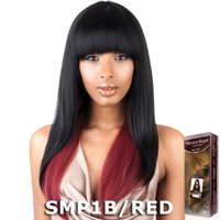 Brown Sugar Human Hair Blend Full Wig (F1b/30)