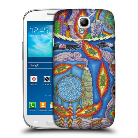 OFFICIAL CHRIS DYER SPIRITUAL HARD BACK CASE FOR SAMSUNG PHONES 2 (Lg 9300)